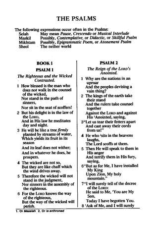 NASB Coat Pocket New Testament with Psalms Proverbs, Black Bonded