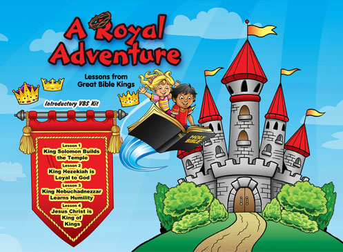 Lambert VBS Kit 2020 - A Royal Adventure (due 2/2020)