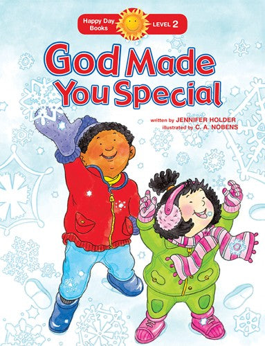 God Made You Special (Level 2)