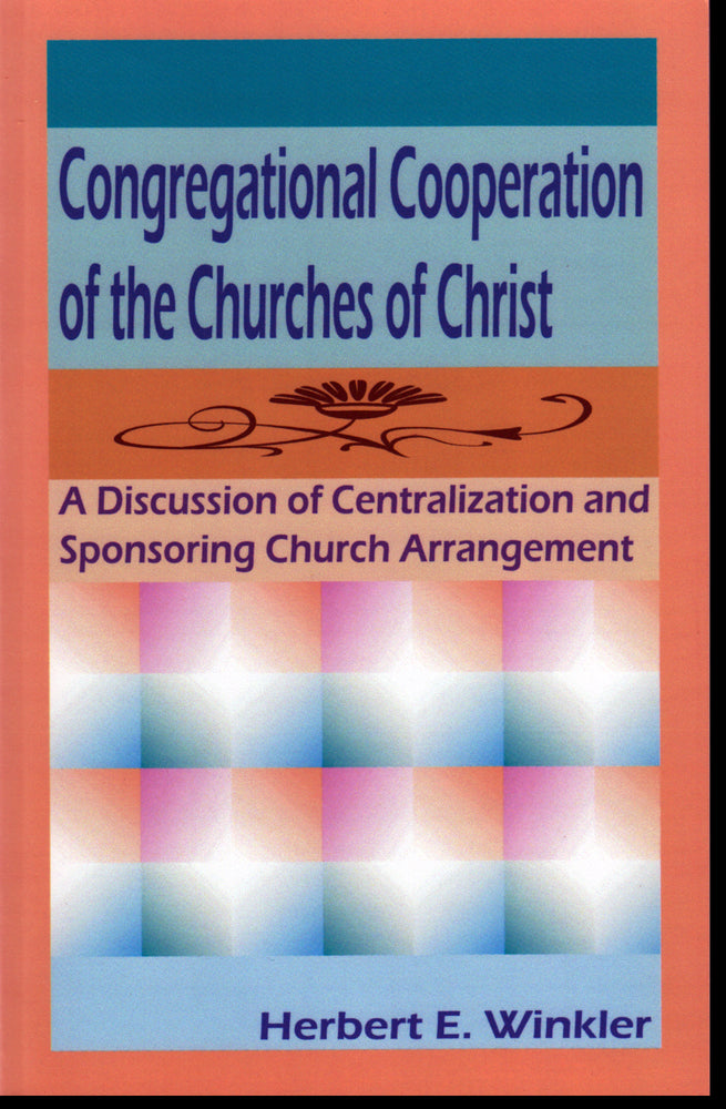 Congregational Cooperation of the Churches of Christ