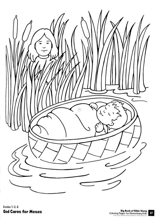 - Big Book Of Bible Story Coloring Pages For Elementary Kids — One Stone  Biblical Resources