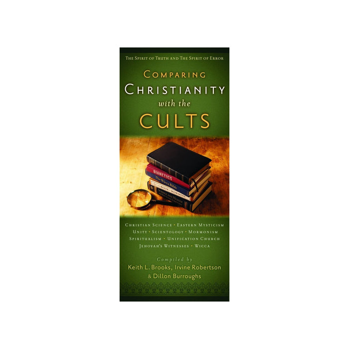 Comparing Christianity with the Cults Brochure
