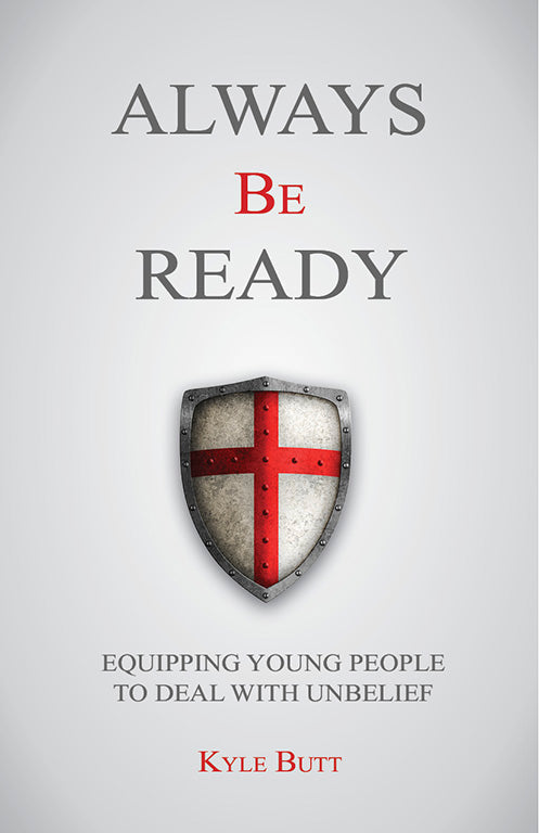 Always Be Ready: Equipping Young People to Deal with Unbelief