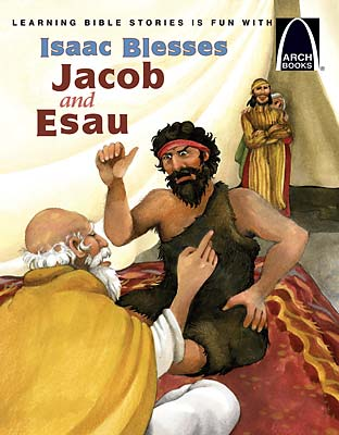Isaac Blesses Jacob and Esau