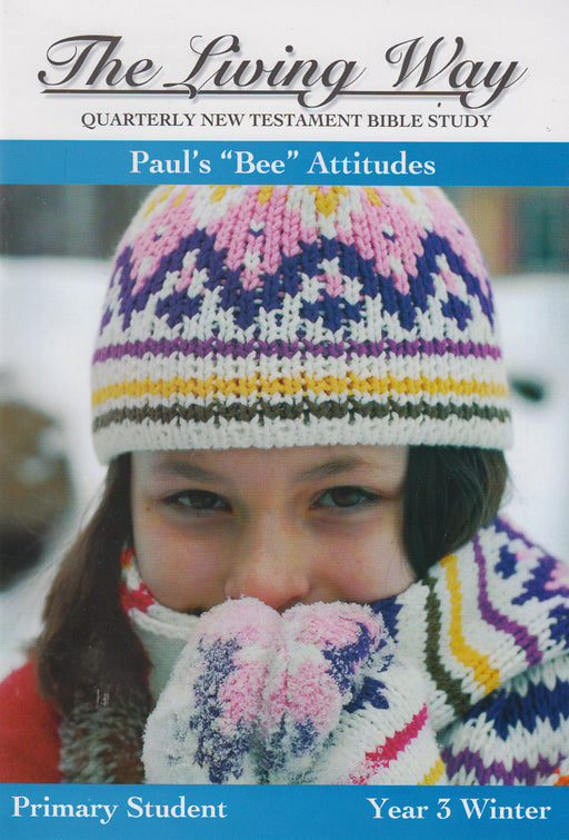 "PRIMARY 3-2 ST - Paul's ""Bee"" Attitude"