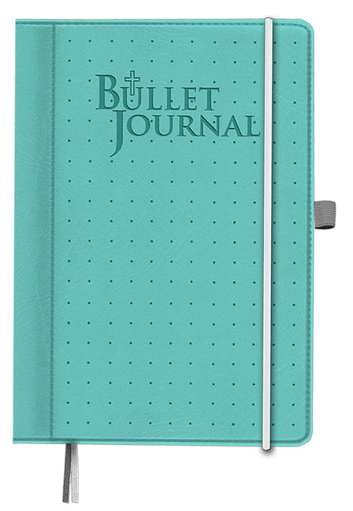 Bullet Journal: Tiffany Blue