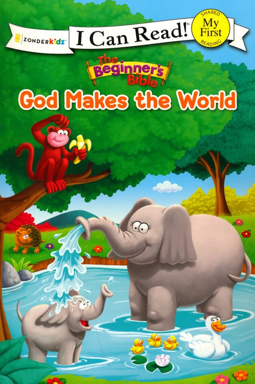 God Makes the World - I Can Read!