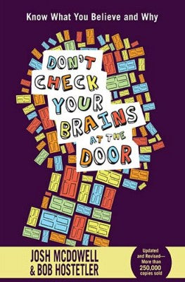 Don't Check Your Brains At Door