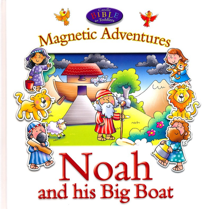 Noah and His Big Boat Magnetic Adventures