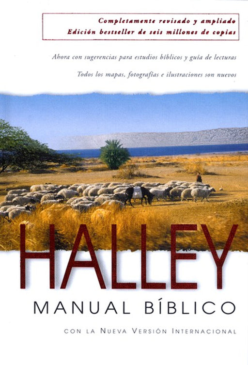 Manual Biblico de Halley (Halley's Bible Handbook)