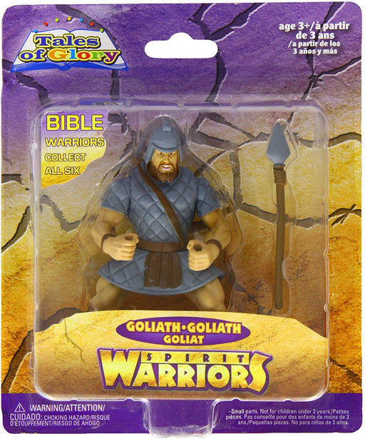 Goliath Action Figure - Spirit Warriors