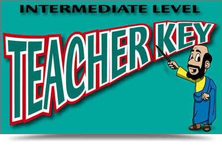 Intermediate Teacher Key Unit 3 Lessons 287-312