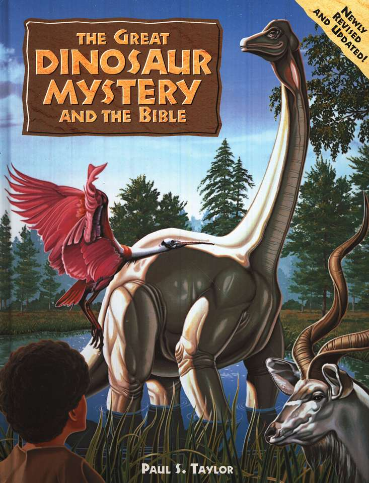 The Great Dinosaur Mystery & the Bible