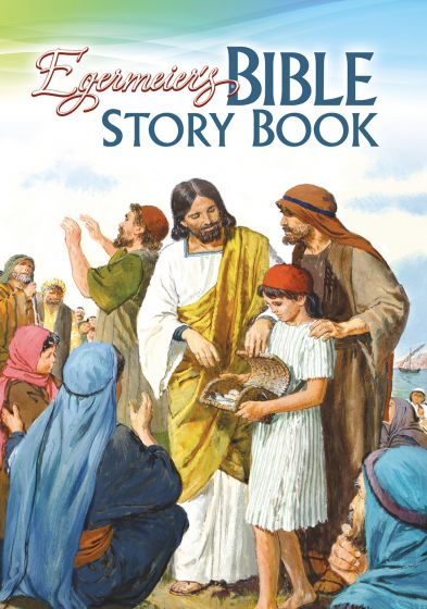 Egermeier's Bible Story Book - Revised Edition Hardback