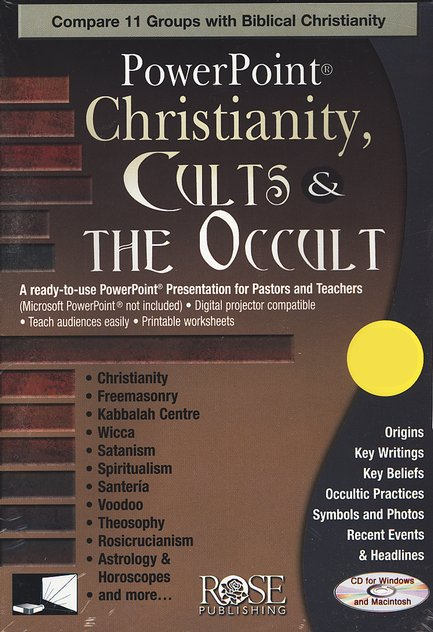 PowerPoint Christianity, Cults & the Occult