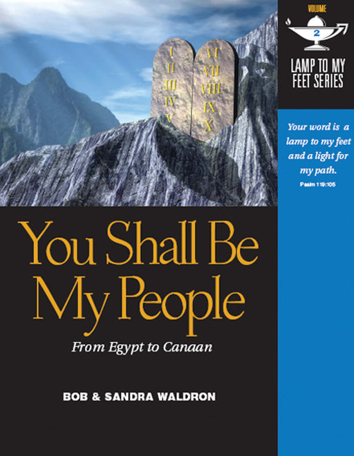 You Shall Be My People (Lamp to My Feet Book 2)