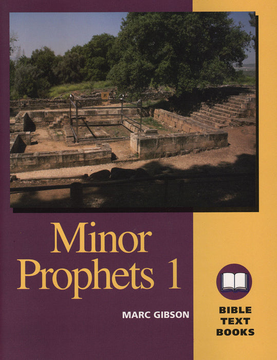 BTB Minor Prophets Volume One