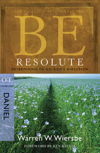 Be Resolute - Daniel