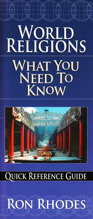 World Religions- What You Need to Know