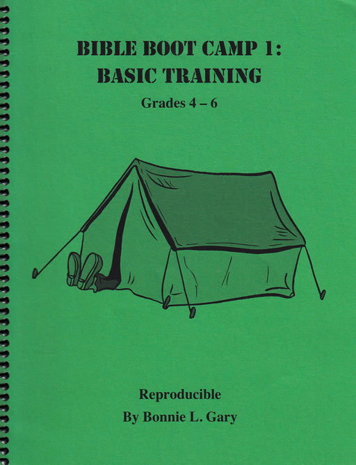 Bible Boot Camp 1: Basic Training (Grades 4-6)
