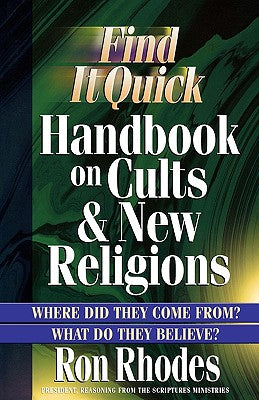 Find It Quick: Handbook on Cults & New Religions