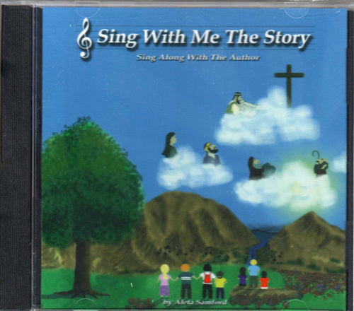 Sing with Me the Story: CD for Young Students
