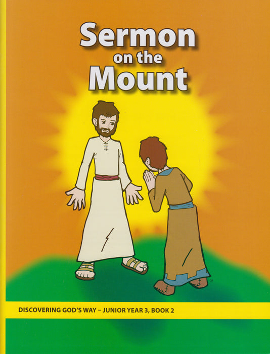 Sermon on the Mount (Junior 3:2)