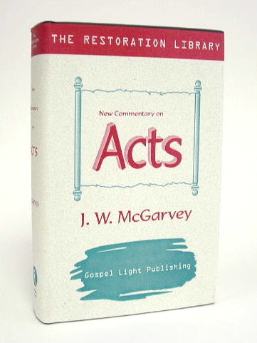 Restoration Commentary on Acts