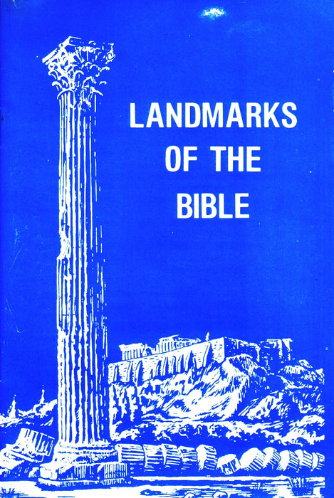 Landmarks of the Bible