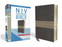 NIV Thinline Large Print Bible Leathersoft