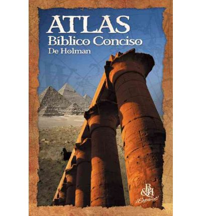 Atlas Biblico Conciso (Concise Bible Atlas)