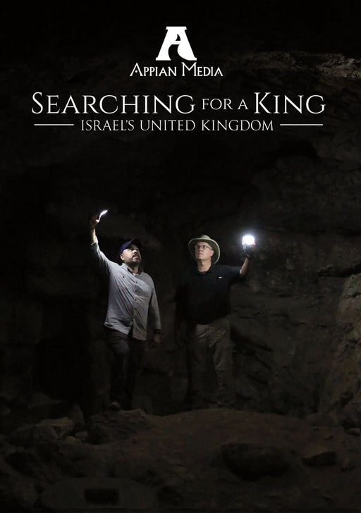 Searching for a King: Israel's United Kingdom DVD