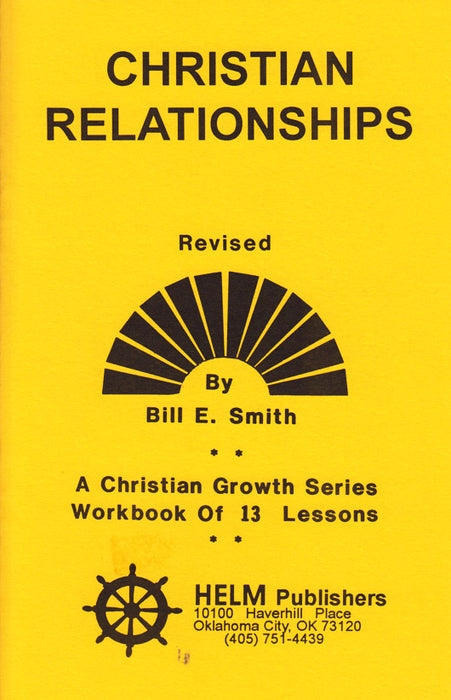Christian Relationships One Stone Biblical Resources