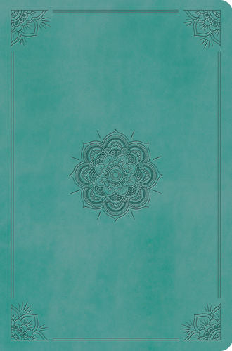 ESV Value Compact Bible Turquoise TruTone