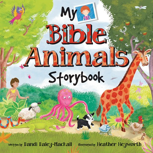 My Bible Animals Storybook