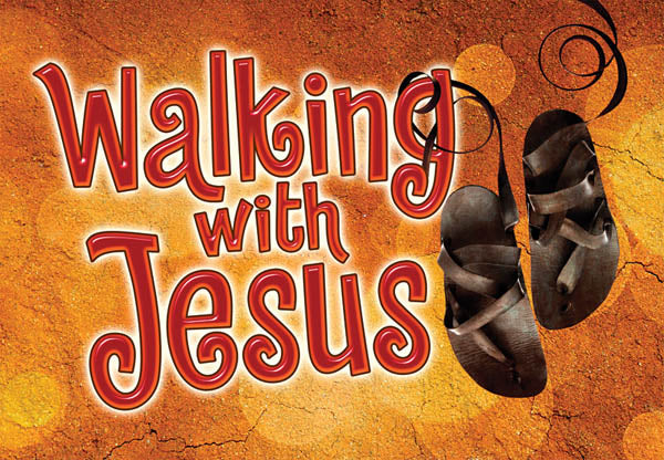 Walking With Jesus Time Link