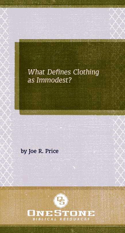 What Defines Clothing as Immodest?