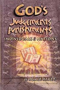 God's Judgments & Punishments:  Individuals and Nations