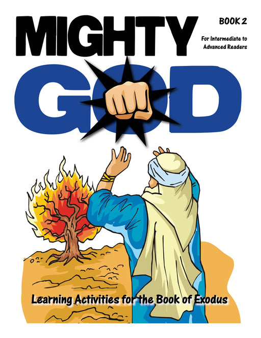 Mighty God! God's Mighty Hand Activity Book
