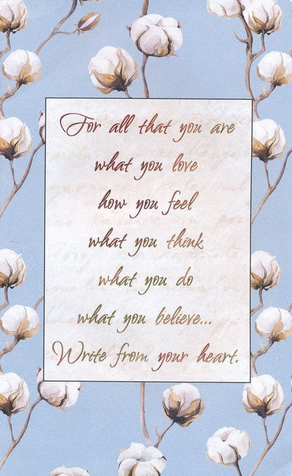 Write . . . from the heart Journal