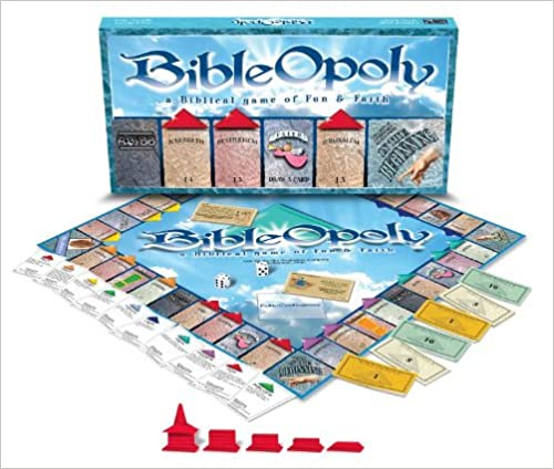 BibleOpoly: A Biblical Game of Fun and Faith