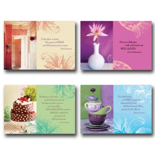 Boxed Cards - Birthday Brights - Birthday
