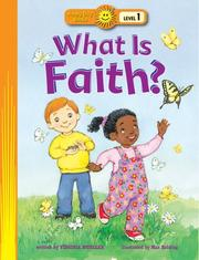 What is Faith? (Level 1 Pre-Reader)