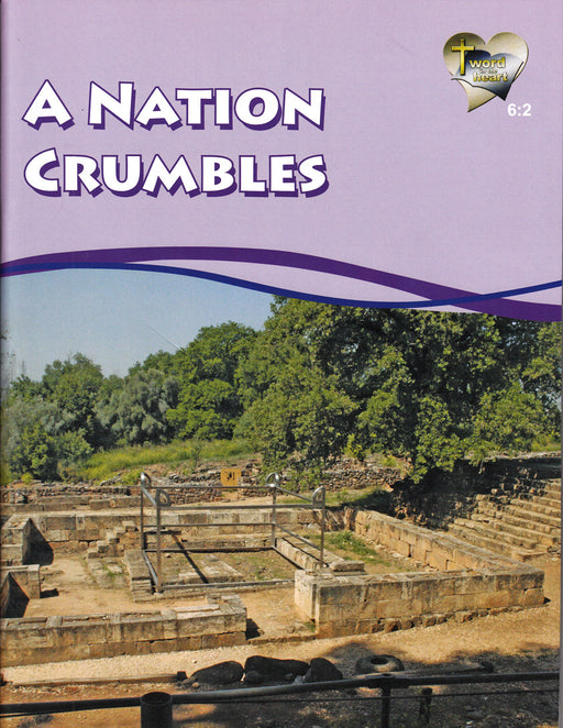 A Nation Crumbles