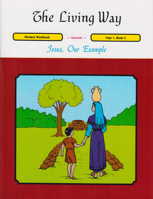 Nursery 1:4 ST - Jesus - Our Example