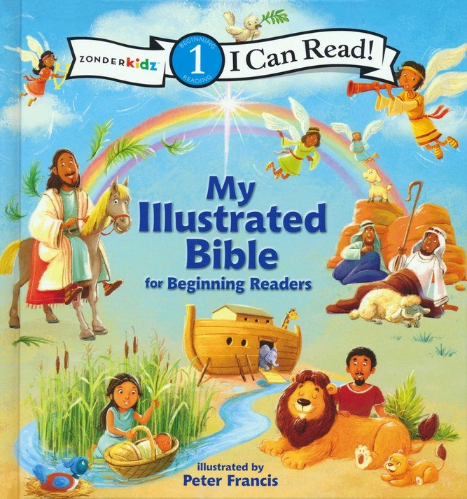 My Illustrated Bible - I Can Read!