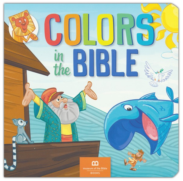Colors in the Bible
