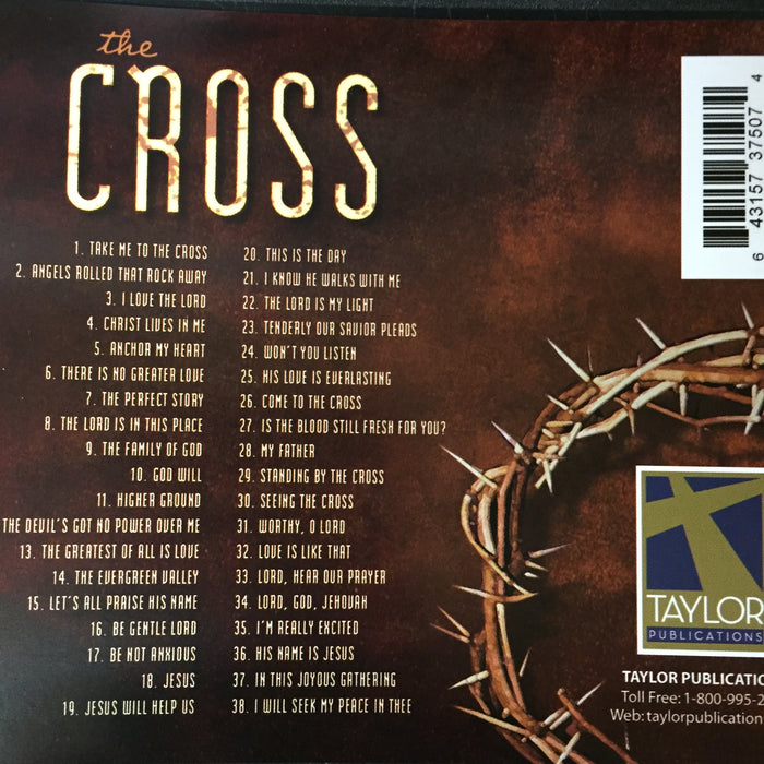 The Cross: Songs for Praise & Worship