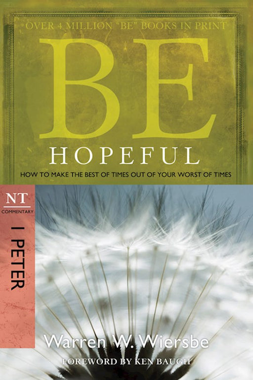 Be Hopeful -1 Peter