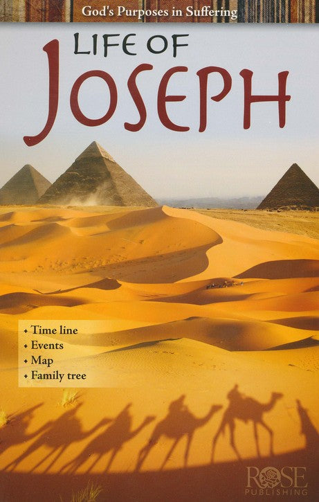 Life of Joseph Pamphlet